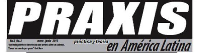 PRAXIS EN AMÉRICA LATINA, archivo adjunto del número 14 (junio-julio 2017)