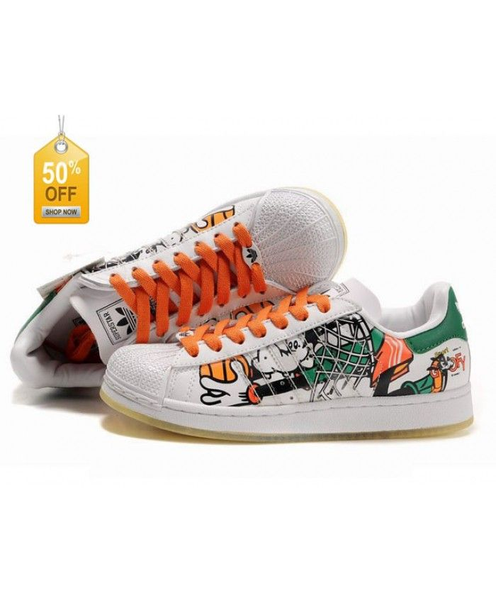Buy Adidas Superstar TH Anniversary White Green Orange Shoes For Sale from  Reliable Adidas Superstar TH Anniversary White Green Orange Shoes For Sale  ...