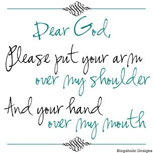 Funny Dear God quotes. Use for posts on your blog when you