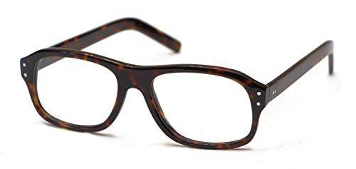 Magnoli Clothiers Kingsman Glasses (Tortoiseshell (Clear Lenses))