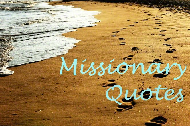 "Have you ever said, ""I heard the BEST quote about missionary work! I just wish I could remember what it was!""? Well you're in luck! Here you will find many wonderful, inspirational quotes from church leaders - all in one convenient place! Enjoy!"