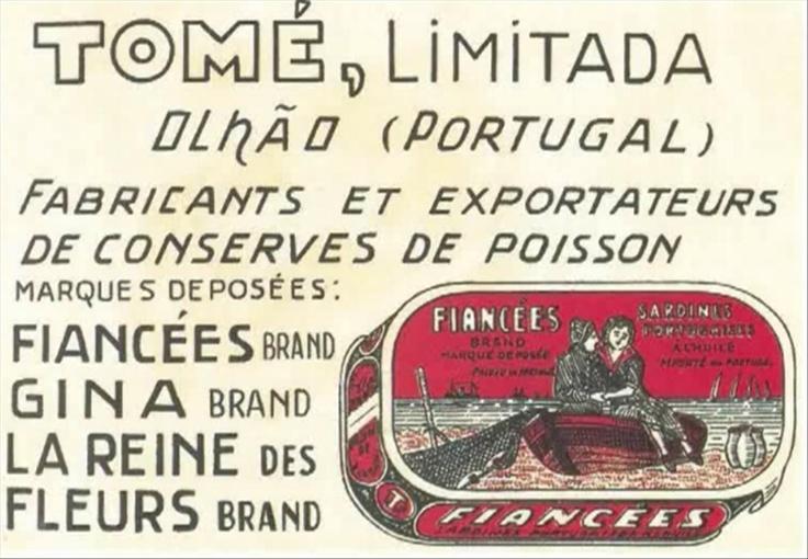o Bate Estacas: Olhão: indústria conservas