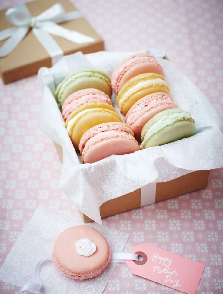 Delicious French Macarons recipe by @amybethellice #baking #macarons #recipe