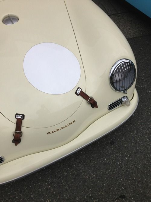 Vintage Porsche. For him.