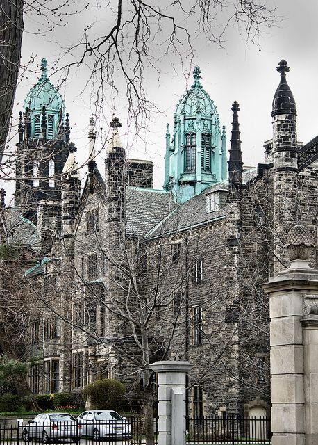 University of Toronto - Trinity College
