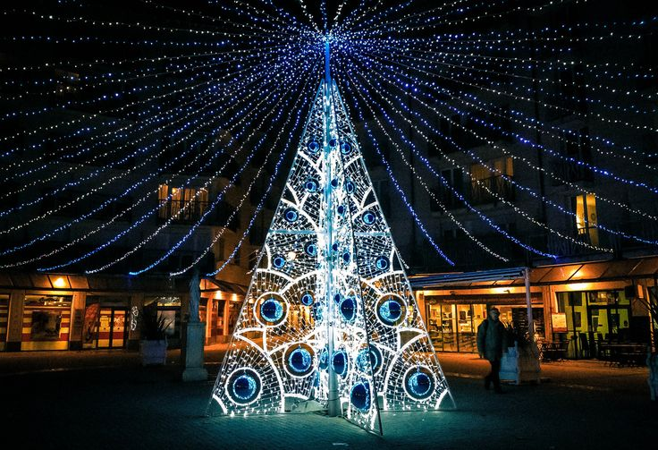 joyous blue christmas ❤️.. X ღɱɧღ || All sizes | Christmas at Montrouge, France