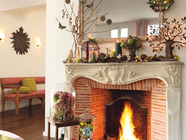 Best 20 Christmas fireplace mantels ideas on Pinterest Decorate