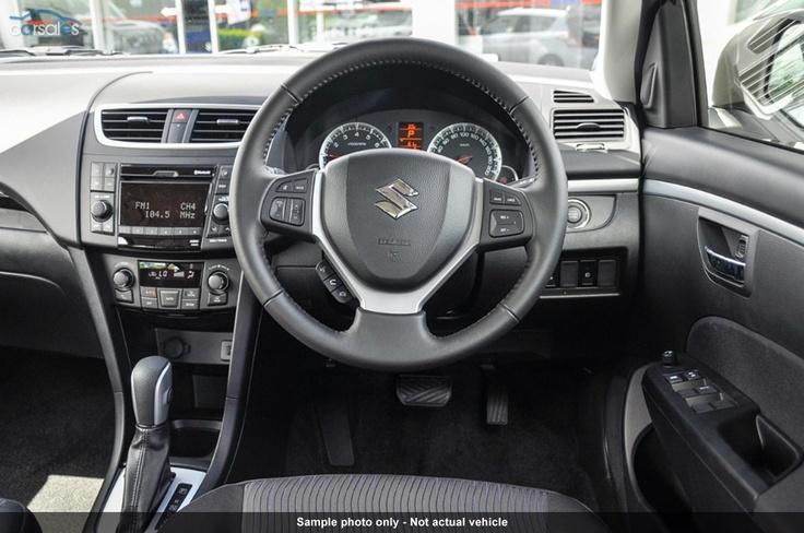 2013 Suzuki Swift FZ GLX