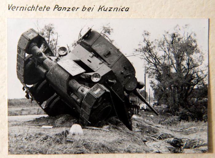 Фото из личного альбома немецкого фельдмаршала авиации Вольфрама фон Рихтгофена (19 фото)
