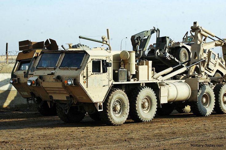 Oshkosh Military Trucks | Oshkosh M1120 LHS
