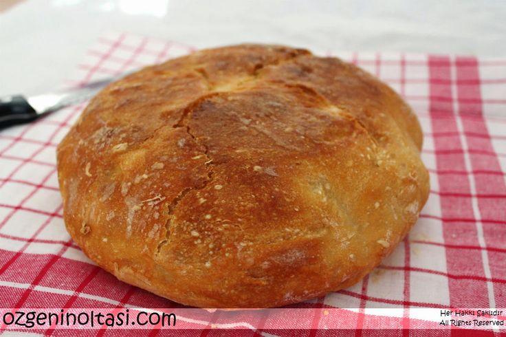 NY Times'ın Ünlü Yoğrulmayan Ekmeği