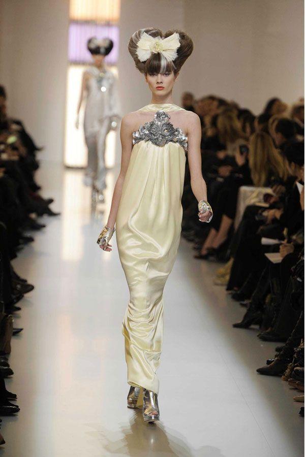 chanel haute couture 2010 | Chanel 19/21 - Tous les défilés