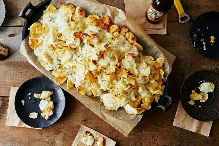 Advice for the range from Food52 - insert potato chips, cover with cheese, #bake. http://t.co/jFOTo4Iyzw