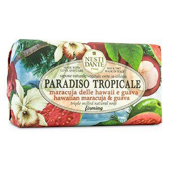 Nesti Dante Paradiso Tropicale - Body Care Paradiso Tropicale Triple Milled Natural Soap - Hawaiian Maracuja & Guava
