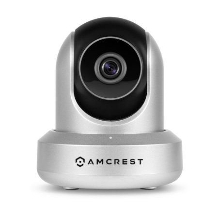 Amcrest HDSeries 720P WiFi Wireless IP Security Surveillance Camera System IPM-721S (Silver), 2016 Amazon Most Gifted Surveillance Cameras  #Electronics