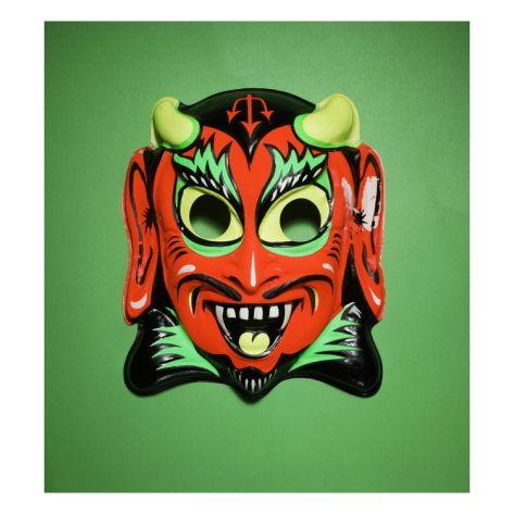 devil mask - Premium Halloween Masks