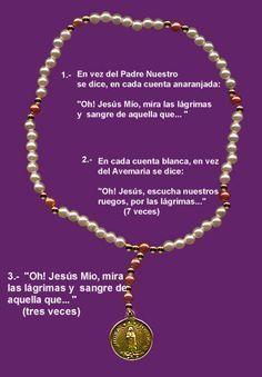 Rosario de las Lágrimas y Sangre - Santuario Maria Rosa Mistica Colombia