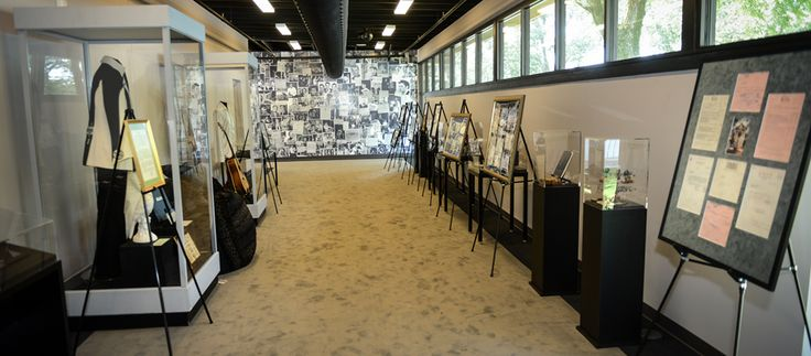 Graceland Archives Experience...cool idea, a peek inside the vaults for an extra price added to ticket sale