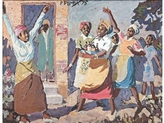 A Celebration By George Pemba