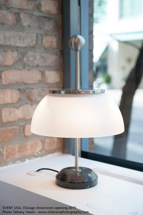 The very first lamp of our brand : the #Alfa Tavolo ! #design Sergio Mazza