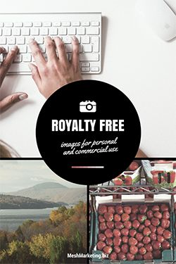 High quality images don't need to cost an arm & a leg. These sites offer royalty free image libraries that are free to use for personal & commercial use!