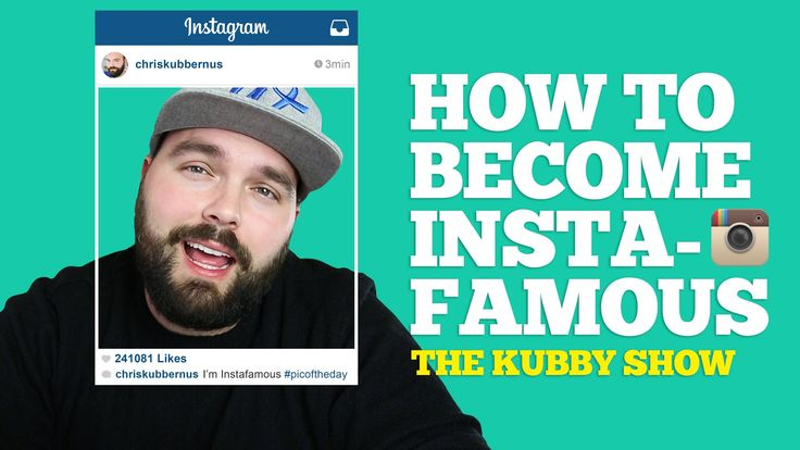 On this episode I cover how to get famous on Instagram. Now before you go out and tear it up on Instagram I think you better ask yourself why do you want to be famous. Watch as I discuss important tactics on how to grow your Instagram account and become Instafamous.  But first follow me on Instagram at http://ift.tt/1mkKgXK for daily marketing and business advice.  Here's what I cover in the video.  If you want more Instagram followers and ultimately people who care about your products your…