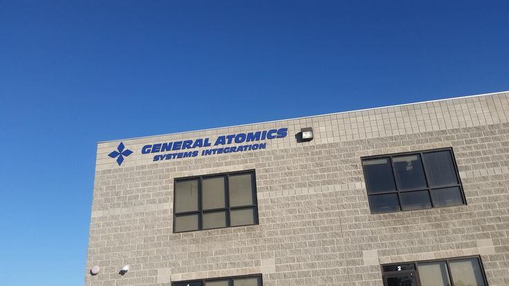 I found an actual business called General Atomics! #Fallout4 #gaming #Fallout #Bethesda #games #PS4share #PS4 #FO4