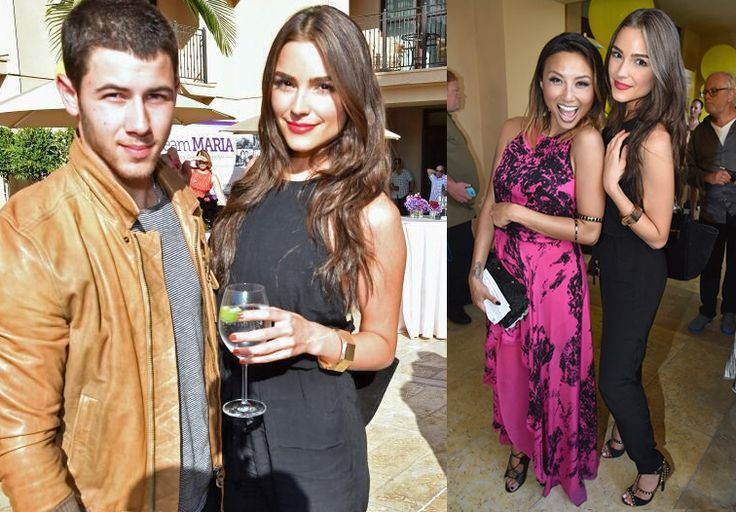Nick Jonas & Olivia Culpo In Support Of Best Buddies.  - http://missuniversusa.com/nick-jonas-olivia-culpo-support-best-buddies/
