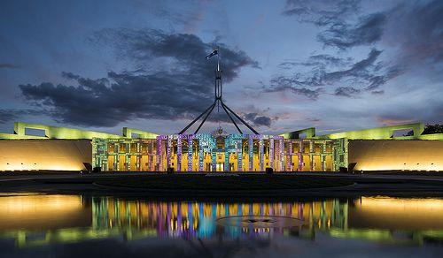Enlighten Festival 2014 - Canberra, Australia #CBR