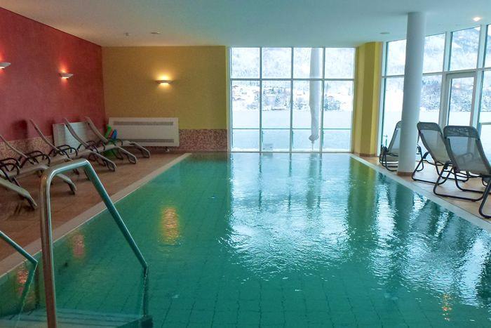 Hotel Seerose, pool