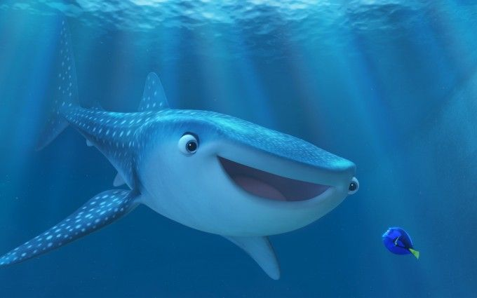2016 finding dory. I am looking forward to seeing this when it comes out in the cinema's