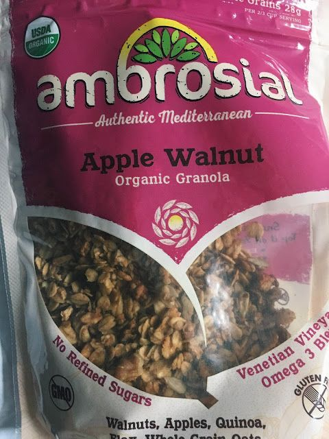 Ambrosial Granola Review
