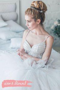 Wedding hair and make up by loveanddiamond.ru #weddinghair #curls #wedding #makeup #wedding #updo #hairstyle