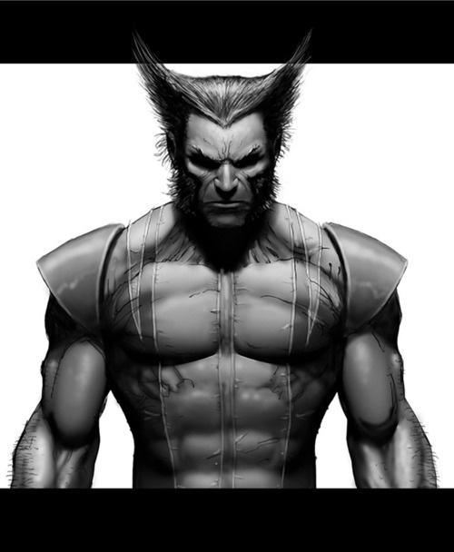 Wolverine: Xmen, Illustration, Clarks, Wolverines, Comic Book, Superheroes, Scott Clark, Comic Art