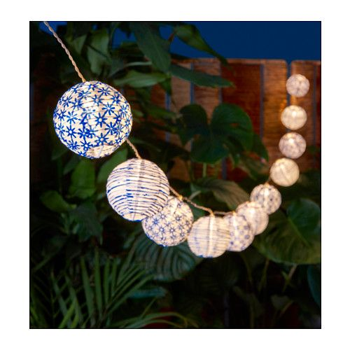 SOLVINDEN Decoration for lighting chain  - IKEA