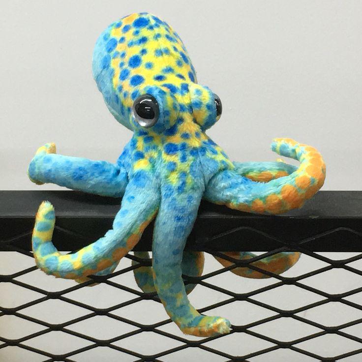 Cephalopod Plush Series 2 - Imgur