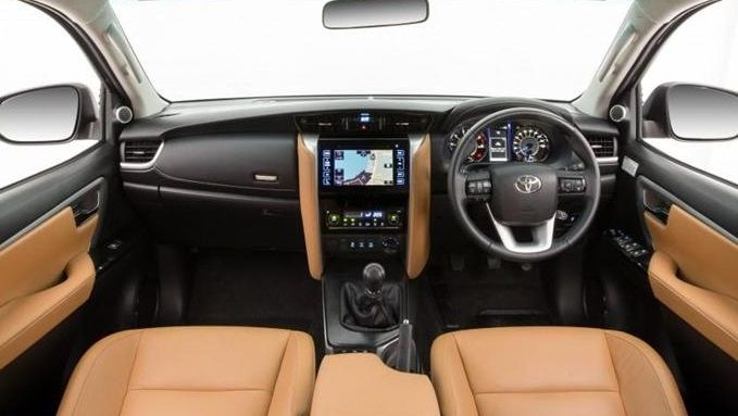The Amazing for All New 2016 Toyota Fortuner