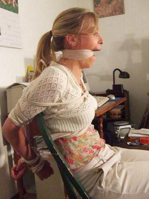If Youre Going To Be Cleave Gagged, It Should Be Done