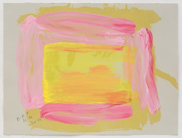Howard Hodgkin   A Pale Reflection (2015-2016)   Available for Sale   Artsy