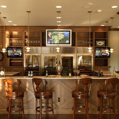 bar design ideas pictures remodel and decor page 2 - Basement Bar Design Ideas