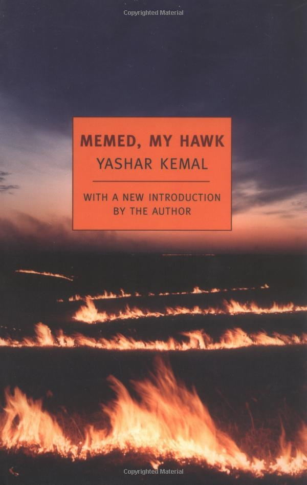 Memed My Hawk, is 1955 novel by Yasar Kemal. It was Kemal's debut novel and is the first novel in his İnce Memed tetralogy. The novel won the Turkey's highest literary prize (Varlik) for that year and earned Kemal a national reputation. The book was translated into English by Edouard Roditi, thus gaining Kemal his first exposure to English-speaking readers. Until the publication of Orhan Pamuk's My Name is Red and Snow, İnce Memed was the best-known Turkish novel published since World War…