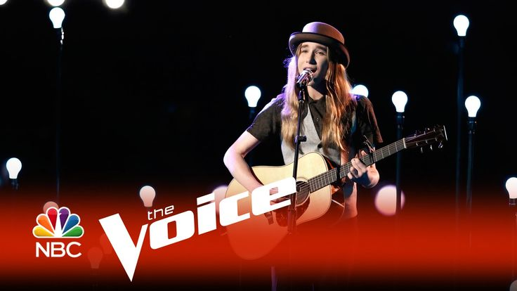 "The Voice 2015 Sawyer Fredericks - Top 6: ""Shine On"""