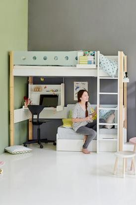 Hochbetten Für Erwachsene Und Kinder Hochbett Casa Von Flexa