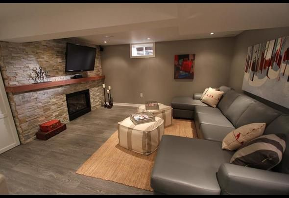 Home Hockey Rink & Entertainment Space