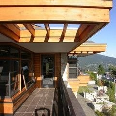 Traditional Exterior By Kallweit Graham Architecture | Patio Roofs    General Roofing Systems Canada (GRS
