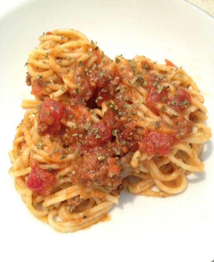 Best Crock Pot Spaghetti Sauce   Hand-Me-Downs and Flip Flops
