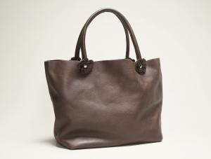 B | Y Leather Daisy 100% genuine leather bag