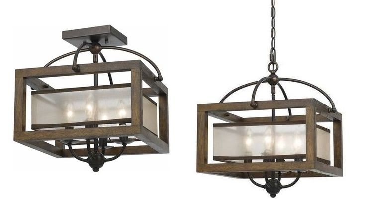 Transitional Lighting Archives - Rustic Lighting and Fans