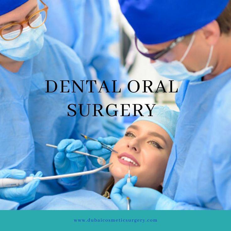 Dental Oral Surgery in Dubai & Abu Dhabi Men and Women