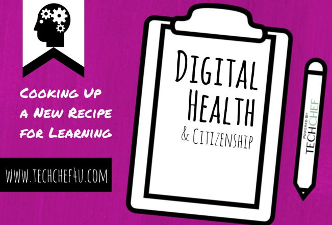 40+ Resources for Supporting Digital Health and Citizenship: https://www.pinterest.com/techchef4u/digital-health-and-citizenship/